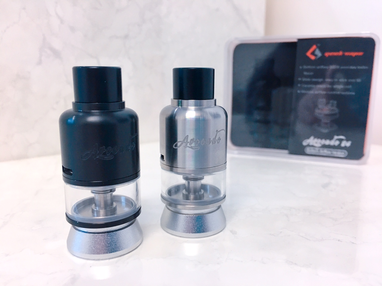 AVOCADO 24 RDTA bottom airflow ver.