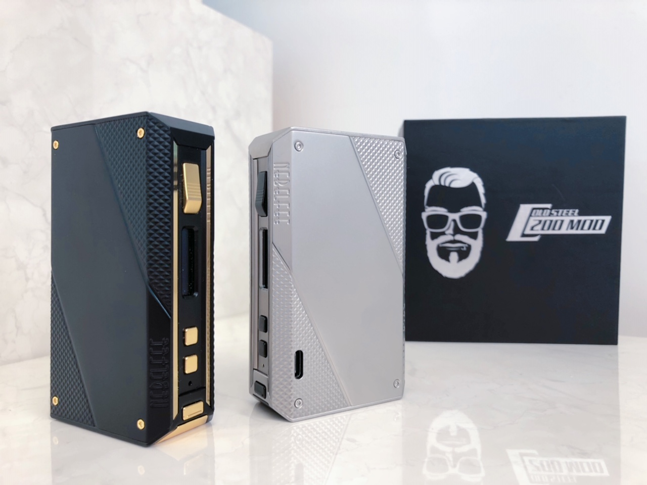 Ehpro Cold Steel 200 TC BOX MOD