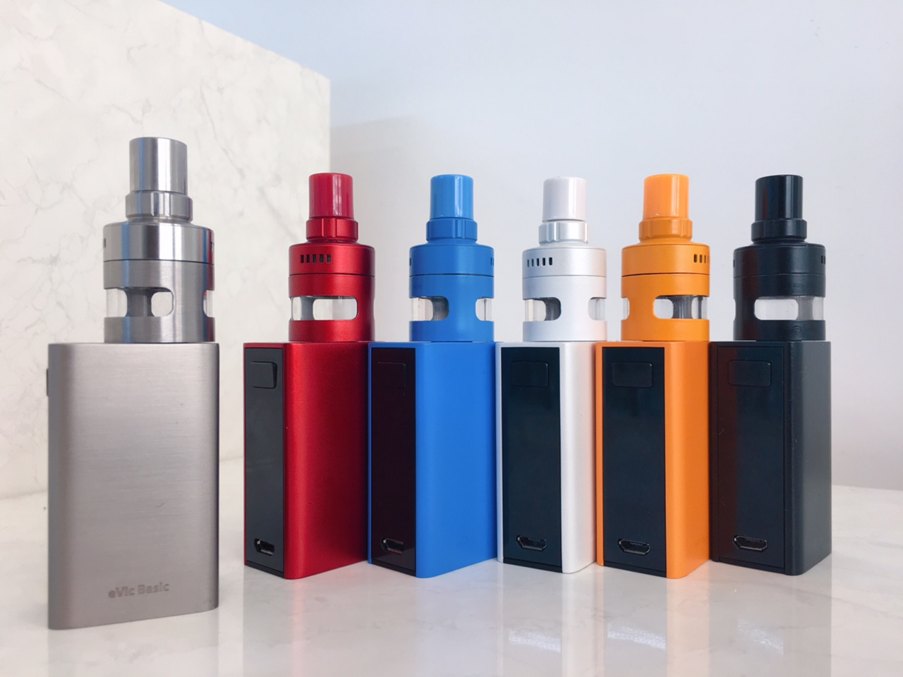 evic Basic with Cubis Pro Mini